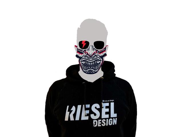 Riesel Design Face Mask samurai